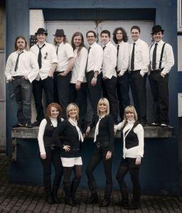 Dorfdisco Projekt die Partyband aus der Pfalz