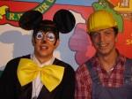 Kinderprogramm mit Mickey und Bob