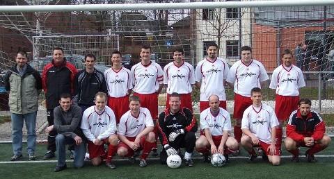 Unsere 1. Mannschaft (März 2009)