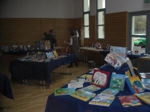 Buchausstellung 2010 im Bürgerhaus