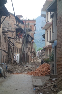 Erdbeben in Nepal am 25.04.2015, Kathmandu